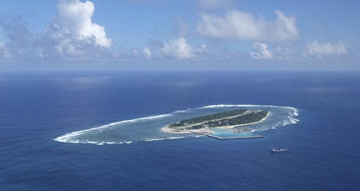 《環球時報》:解決南海爭端的鑰匙在誰手中?