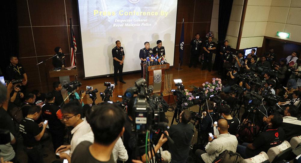 金正男案的一名朝鲜籍嫌疑人3日被遣返回国