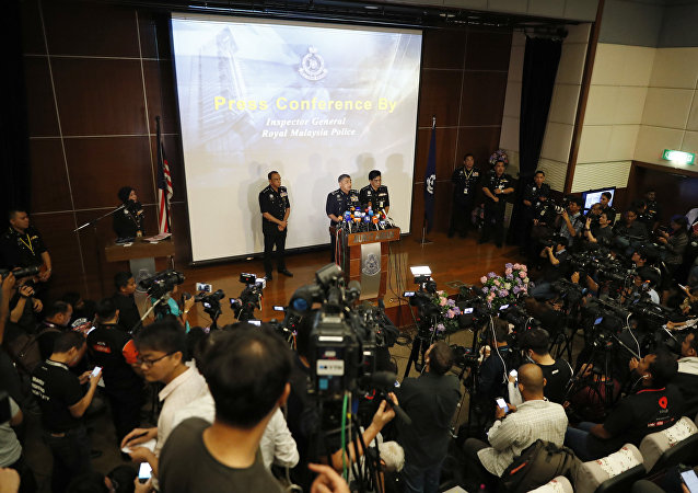 马来西亚警方