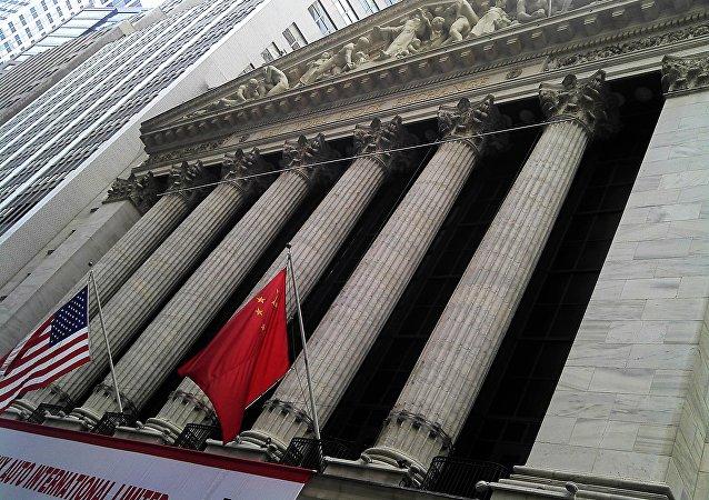 2017年中国对美贸易顺差同比扩大13%