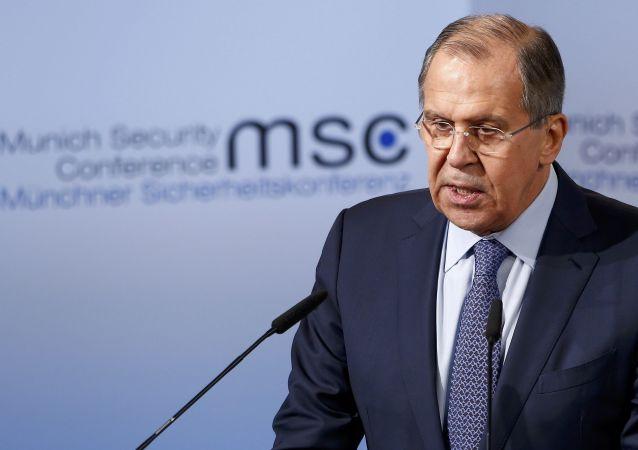 俄外长:与美国务卿会晤谈及叙利亚设立安全区的问题