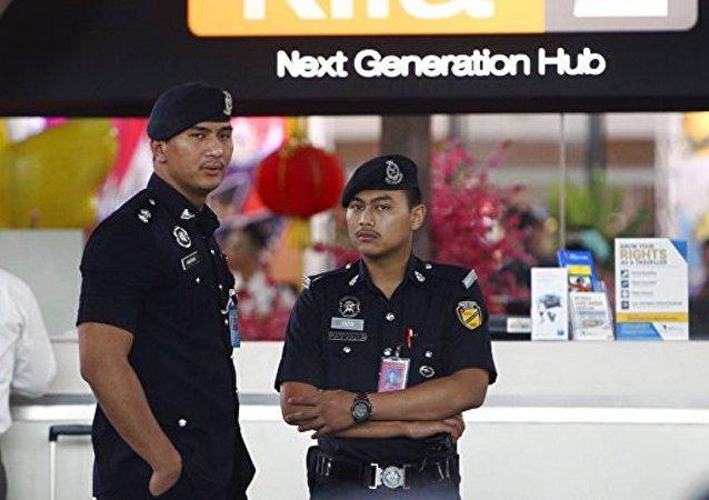 马来西亚警方加强对金正男尸体停放处的安保