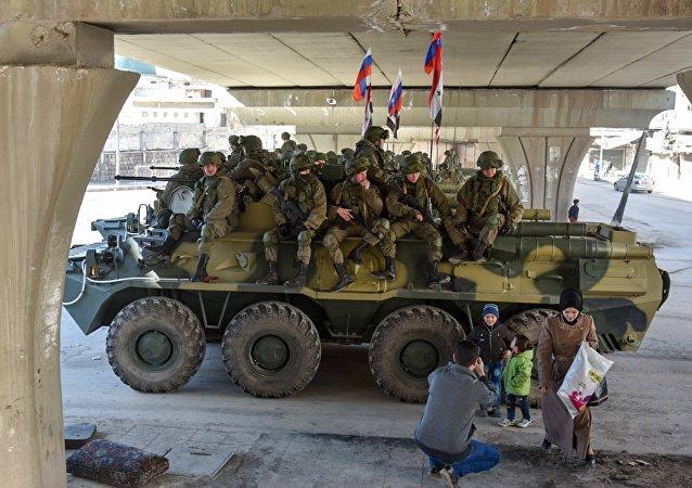 普京提高负责叙利亚行动将领的军衔