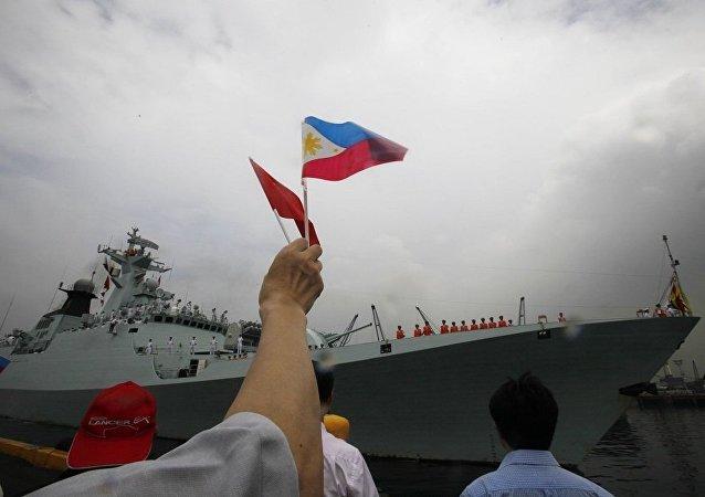 中国国防部:中菲愿共同努力推动两军关系健康稳定发展