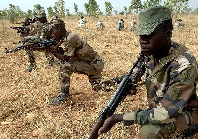 尼日尔军队