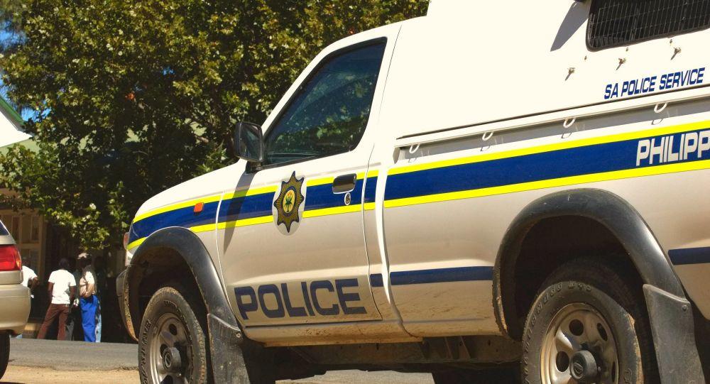 南非, 警方