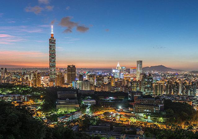 数千人在台湾抗议对香料的使用限制