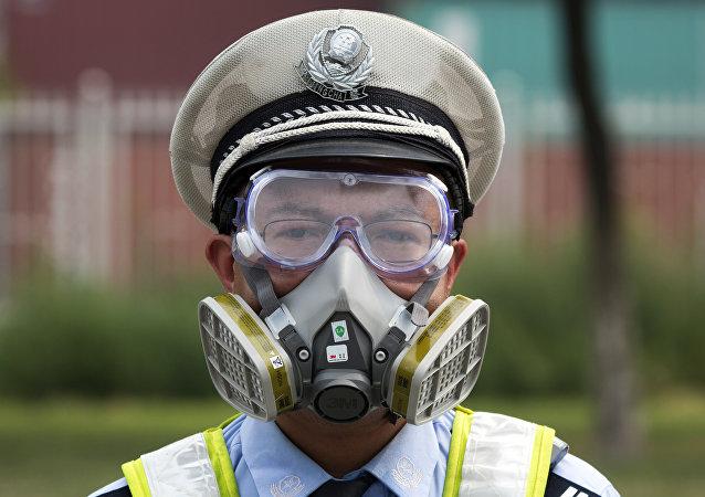 中国酒店火灾致3人死亡 两名男子被控制