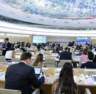 俄稱美關於聯合國人權理事會工作政治化的指責厚顏無恥