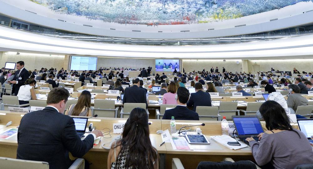 俄称美关于联合国人权理事会工作政治化的指责厚颜无耻