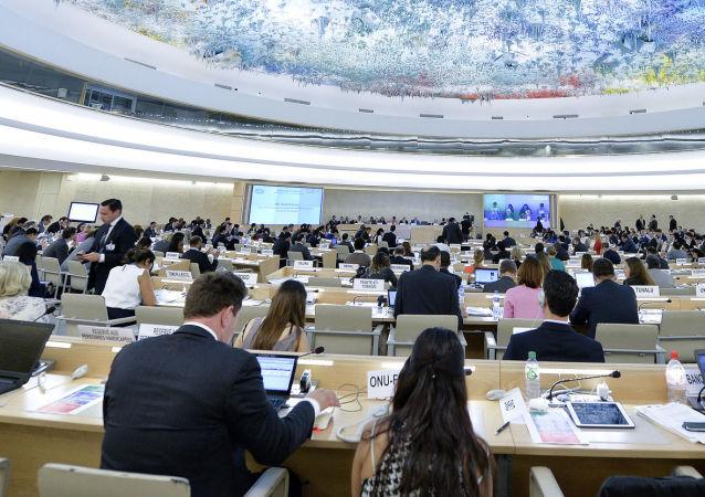 联合国人权理事会会议