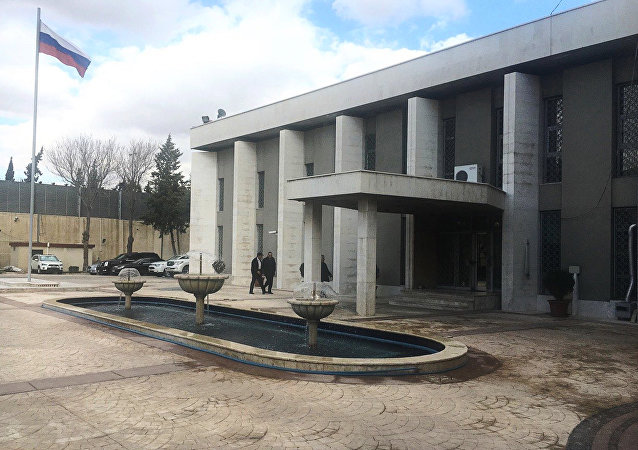 俄罗斯驻叙利亚大使馆 (大马士革)