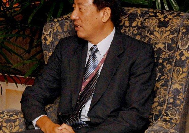 新加坡副外长 张志贤