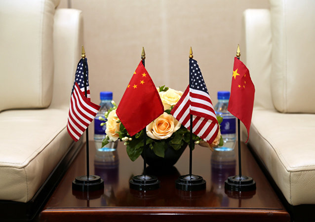 US - China relations