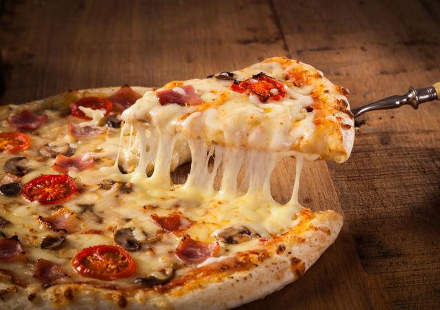2019年披薩將進入美軍伙食