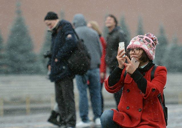 媒体:中国游客赴俄旅游兴趣增长55%