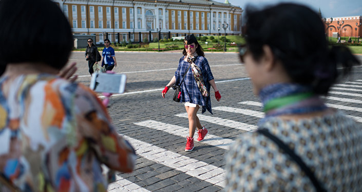 俄必须制定专门项目发展中国公民赴俄旅游