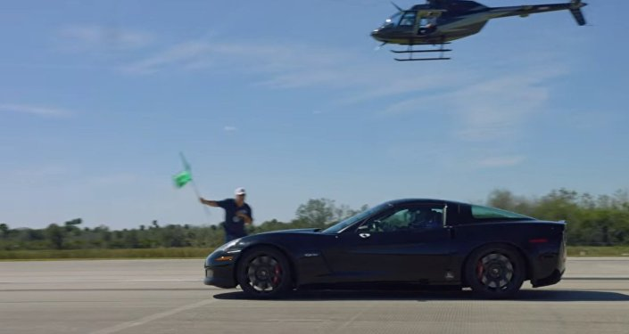 世界最快电动车创造新速度记录