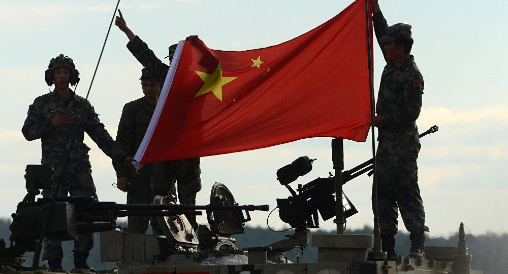 调查:中国2016年国防开支居世界第二位