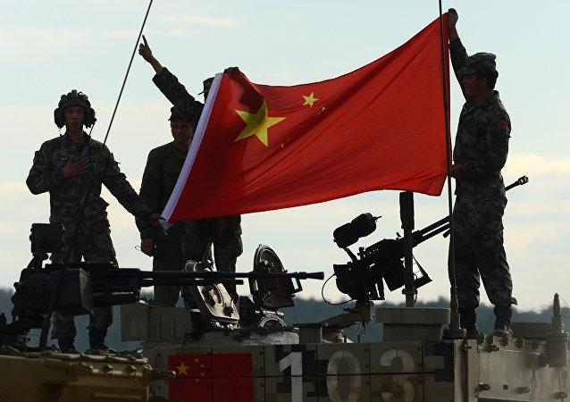 专家:中国武器和军事技术出口不断攀升