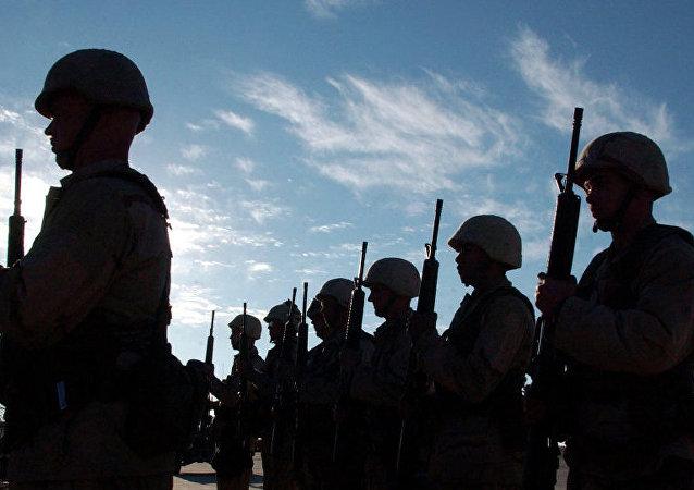 媒體:美軍決定取消有心理問題者不得入伍禁令