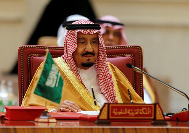 沙特阿拉伯国王阿卜杜勒-阿齐兹·沙特