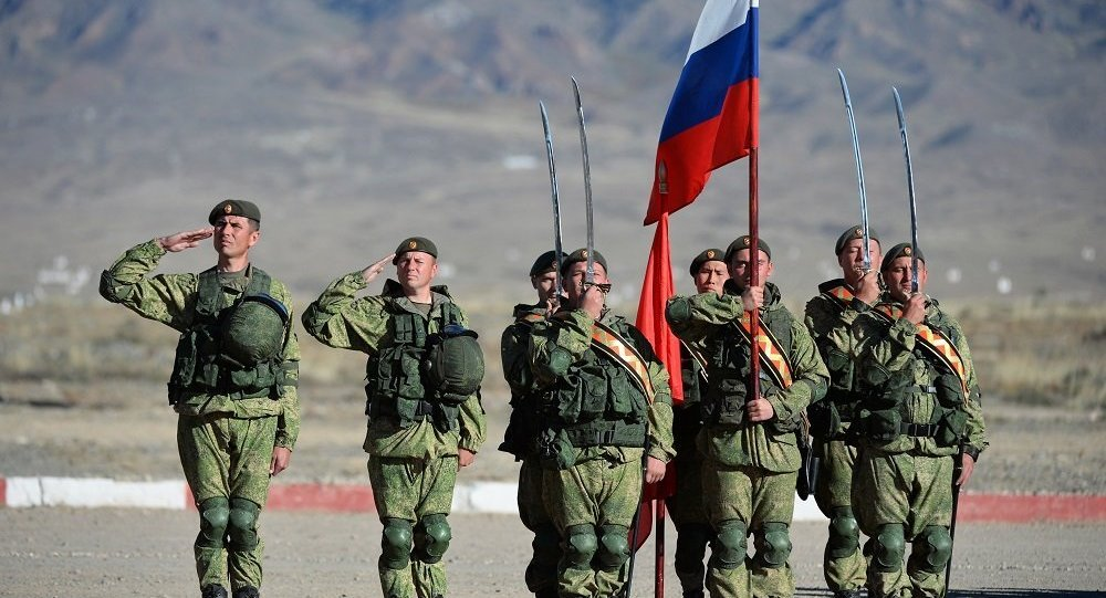 俄羅斯軍人