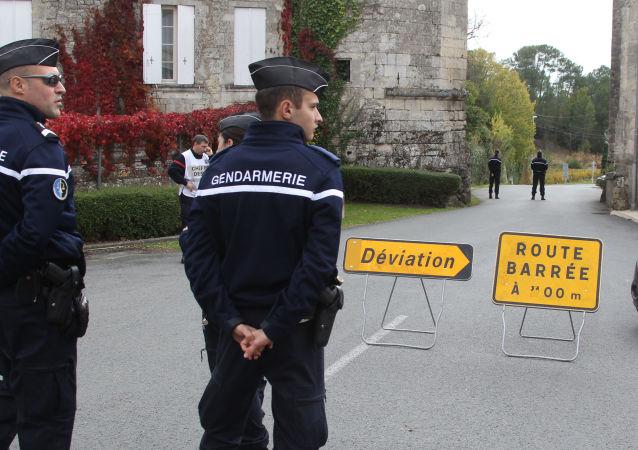 媒体:法国宪兵狙击手在奥朗德出席的活动中意外打伤两人