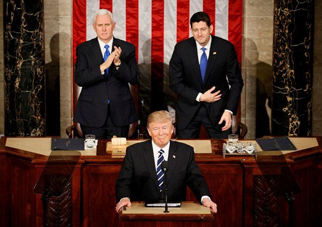 专家:共和党人在2018年大选中丢失席位或成为特朗普最可怕的失败