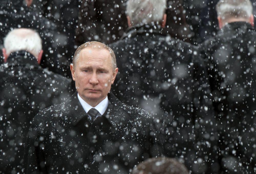 俄罗斯卫星通讯社2月最佳照片