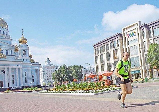 俄罗斯旅行者亚历山大·卡佩