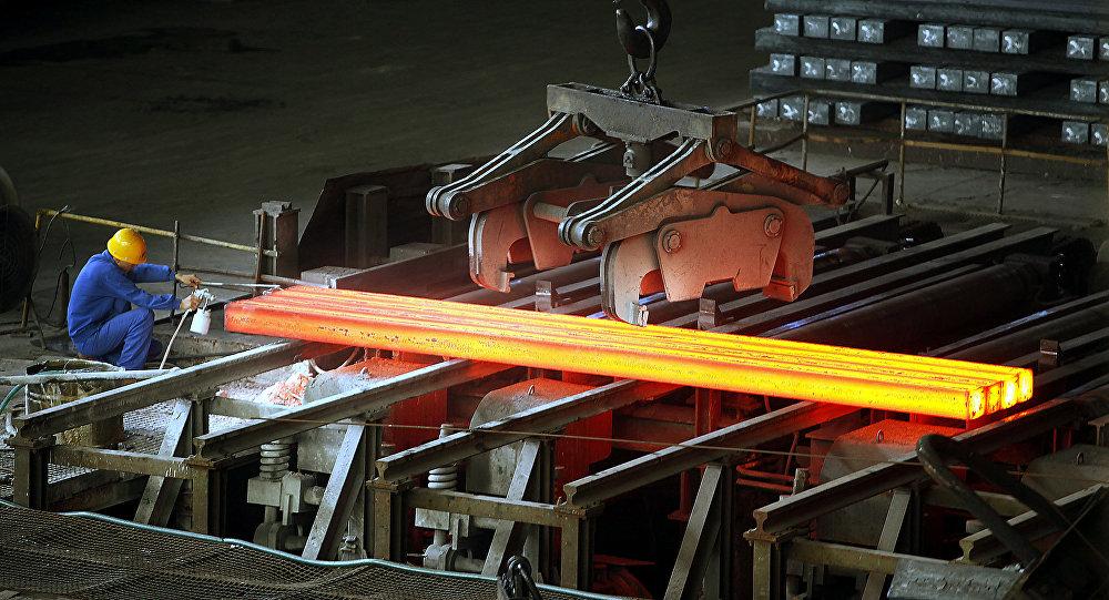 中國正式對外公佈自主研制特種鋼材S600E