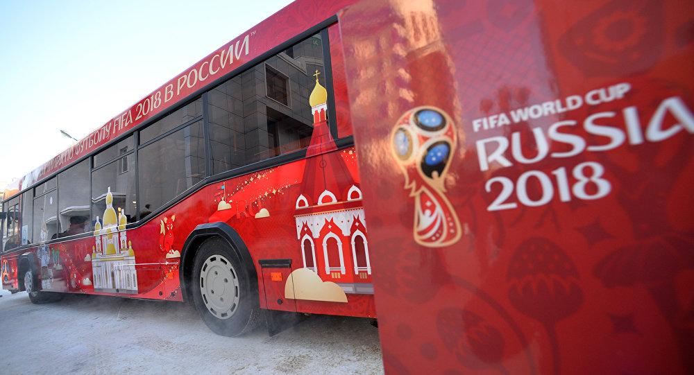 国际足联:没理由剥夺俄2018年世界杯足球赛举办权并抵制比赛