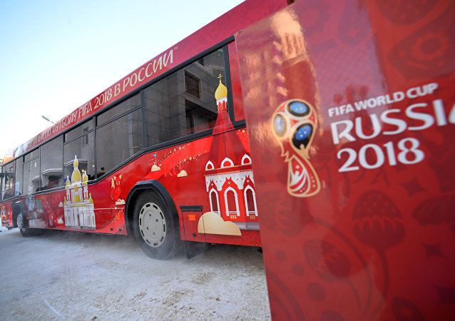 英国议会建议利用2018年世界杯与俄罗斯加强关系