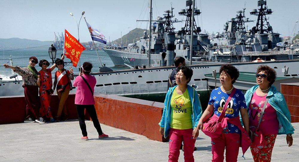 俄媒:中國人正離開俄羅斯遠東地區