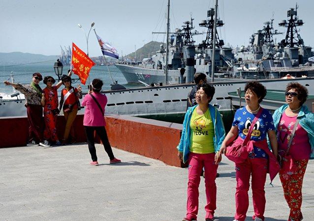 俄媒:中国人正离开俄罗斯远东地区