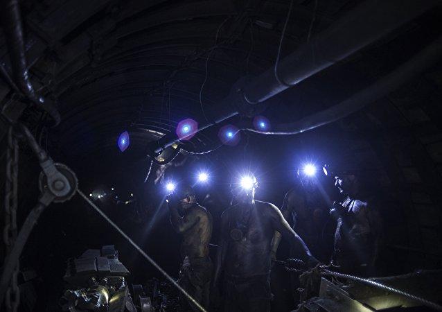 利沃夫州矿难