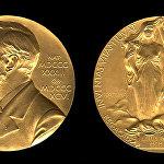 2017年度诺贝尔和平奖授奖仪式在奥斯陆举行