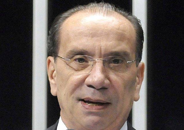巴西外交部长努涅斯