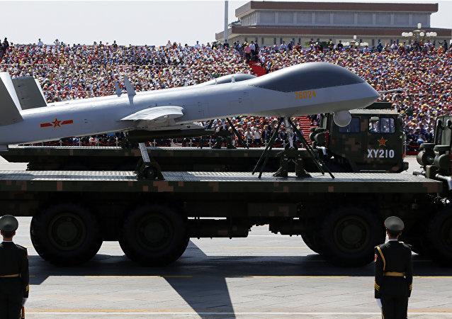中国新型武装无人机在巩固国外市场