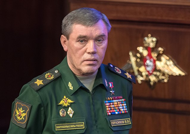 俄罗斯武装力量总参谋长格拉西莫夫