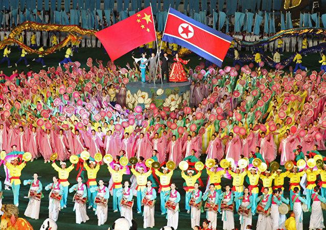 中国专家:朝鲜高官访华旨在弥补中朝间隙
