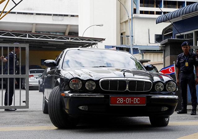 外媒:马来西亚宣布朝鲜驻吉隆坡大使是不受欢迎人物