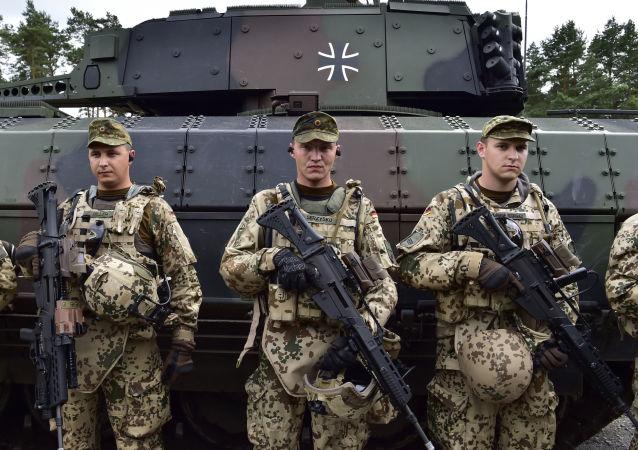媒体:德国军队弹药即将耗尽