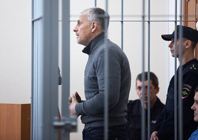俄检察院:霍罗沙温从萨哈林州所有大项目均收受贿赂