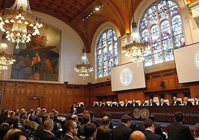 乌克兰在国际法院指控俄罗斯向乌境内供应武器
