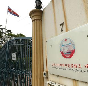 朝鮮大使館