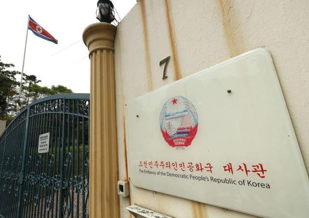 朝鲜大使馆