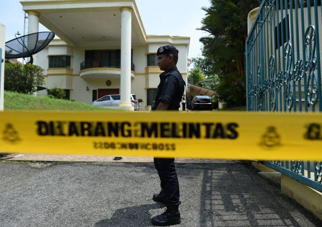 金正男死後馬來西亞警方首次被允許進入朝鮮大使館