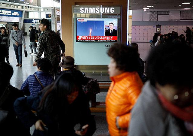 俄方谴责朝鲜违反安理会协议并呼吁各方保持克制